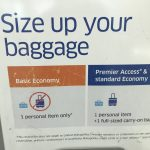 Size Up Your Baggage